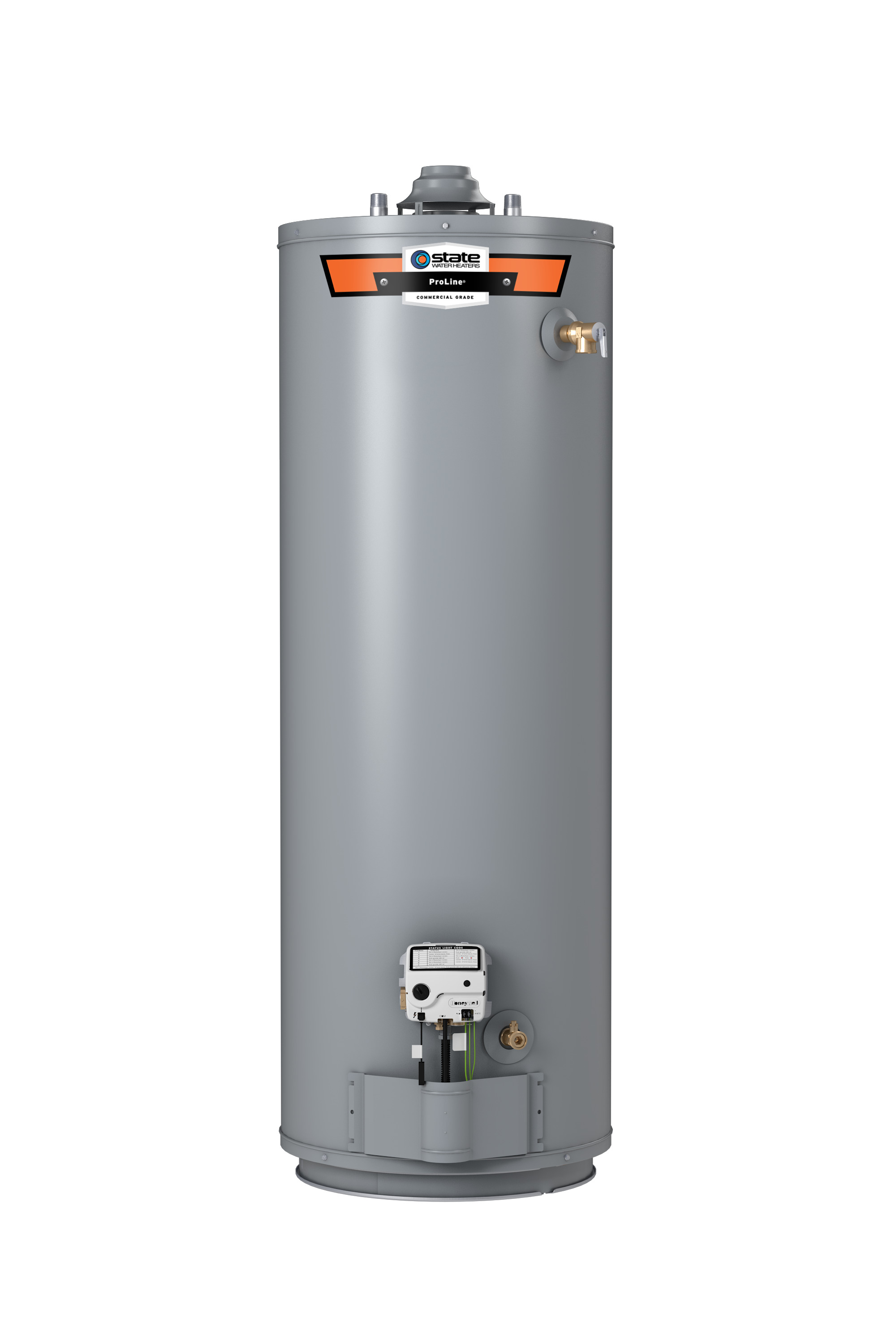 STATE 40 GAL GAS WATER HEATER