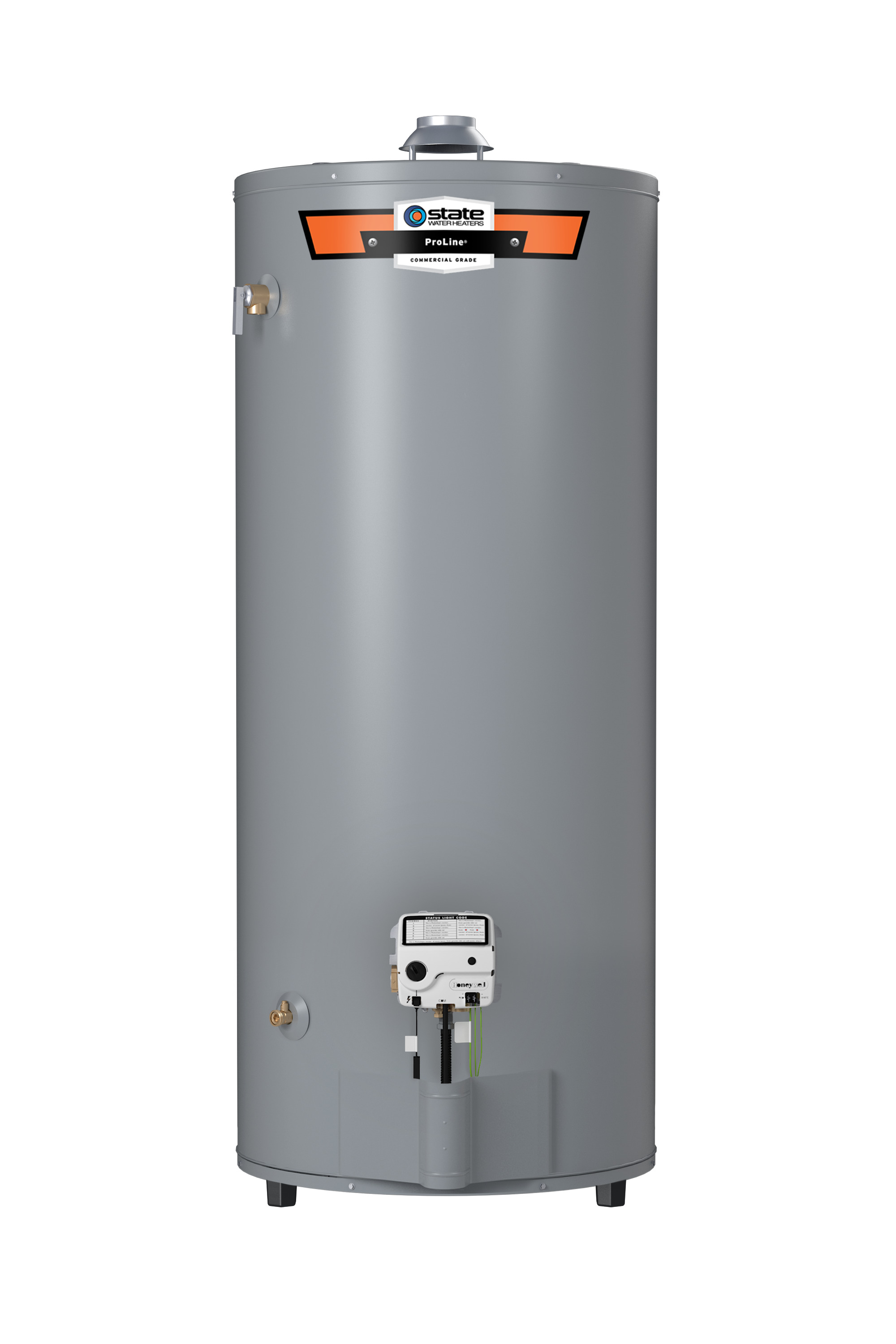 STATE 100 GAL GAS WATER HEATER GS6 100 XRRT